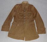 Veste été en toile côtelée Gendarmerie Départementale français WW2