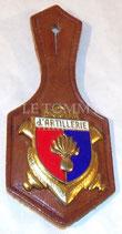 Pucelle Ecole d'Artillerie armée française