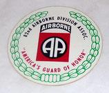 Autocollant 82nd Airborne Division Association US