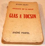 Livre Glas & Tocsin de Roger Delpey