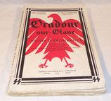 Livre Oradour-sur-Glane Vision d'épouvante, Guy Pauchou et Pierre Masfrand, Charles-Lavauzelle 1966