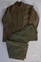 Ensemble veste + pantalon de pluie imperméable US WW2