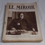 Journal LE MIROIR (Année 1914) français WW1