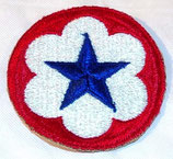 Patch Army Service Forces US WW2