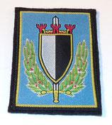 Insigne Circonscription Militaire de Défense Metz armée française (N°1)