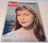Magazine Paris Match N°253 30 janvier-6 février 1954