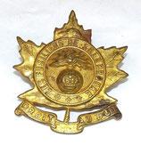 Cap badge Les Fusiliers de Sherbrooke Canada WW2