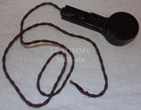 Microphone Hand N°3 ZA 5371 pour radio GB WW2