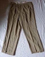 Pantalon officier armée GB