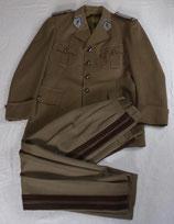 Tenue de sortie officier sous-lieutenant Régiment du Matériel armée française