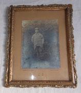 Cadre photo soldat du 92ème Régiment d'Infanterie RI français WW1