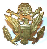 Insigne de casquette officier US WW2