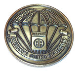 Challenge coin 82nd Airborne Division America's Guard of Honor armée US