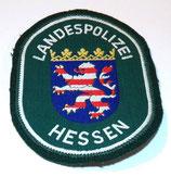 Insigne LandesPolizei Hessen allemand