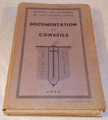 Documentation et conseils, Ecole de cadres de Saint-Maixent-l'Ecole, 1946 armée française
