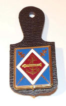Insigne 1er Régiment d'Artillerie de Marine RAMA (Y BOUSSEMART 2005 G2113) armée française