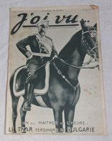 Revue J'ai vu… N°41 du 28 aout 1915 français WW1