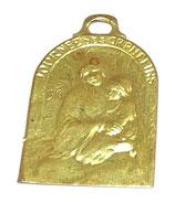 Médaille Journée des orphelins 1916 français WW1