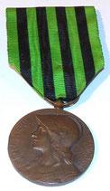 Médaille 1870-1871 Aux défenseurs de la patrie français