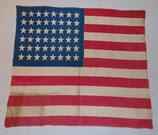 Drapeau USA 48 étoiles US WW2