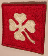 Patch 4th Army US WW2