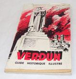 Livre Verdun Guide historique illustré, Editions Frémont