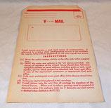 V-Mail vierge US WW2 (N°1)