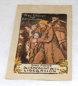 Bon point de l'emprunt de la libération, Pour libérer nos compatriotes français WW1