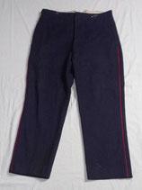 Pantalon Troupes Coloniales/Sapeurs-Pompiers français WW1