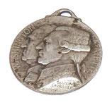 Médaille Journée de Paris 1917 français WW1