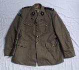 Veste de sortie d'un adjudant-chef de la 11ème DP Division Parachutiste armée française