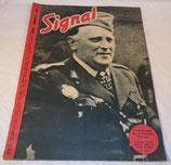 Magazine Signal numéro 3 1944 allemand WW2