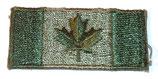 Petit insigne drapeau de nationalité modèle désert armée Canada