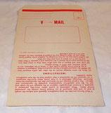 V-Mail vierge US WW2 (N°2)