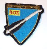 Insigne 402ème RA Régiment d'Artillerie armée française