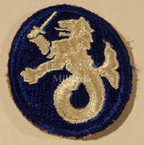Patch Philippine Department US WW2