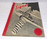 Magazine Signal 2ème numéro novembre 1943 allemand WW2