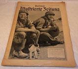Journal Berliner Illustrierte Zeitung numéro 25 19 juin 1941 (Fallschirmjager en couverture) allemand WW2