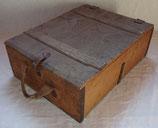 Caisse à munitions en bois Patronenkasten 88 pour 1500 cartouches de 7,92mm allemand WW2