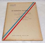 Bulletin N°3, décembre 1948, Le Général Delmas, 131ème RI Régiment d'Infanterie armée française
