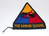 Insigne Armored The Armor School armée US
