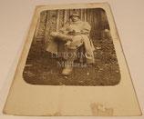 Carte postale photo soldat 51ème Régiment d'Infanterie français WW1