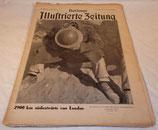 Journal Berliner Illustrierte Zeitung numéro 23 5 juin 1941 allemand WW2