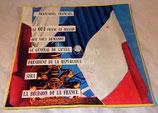 Disque souple 33 tours Texte intégral de l'allocution du Général de Gaulle Président de la République prononcée le 20 décembre 1960