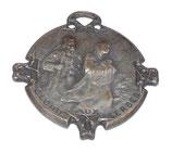 Médaille Gloire aux serbes 1916 français WW1