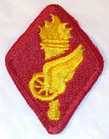 Insigne/patch Training Center & School Transportation US Vietnam