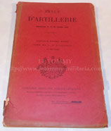 Revue d'artillerie Tome 91 5ème livraison 15 mai 1923