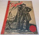 Magazine Signal numéro 1 1944 allemand WW2