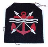 Insigne de spécialité Détecteur Marine ZM-FN armée belge