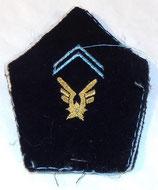 Paire de pattes de col officier ALAT transmissions armée française